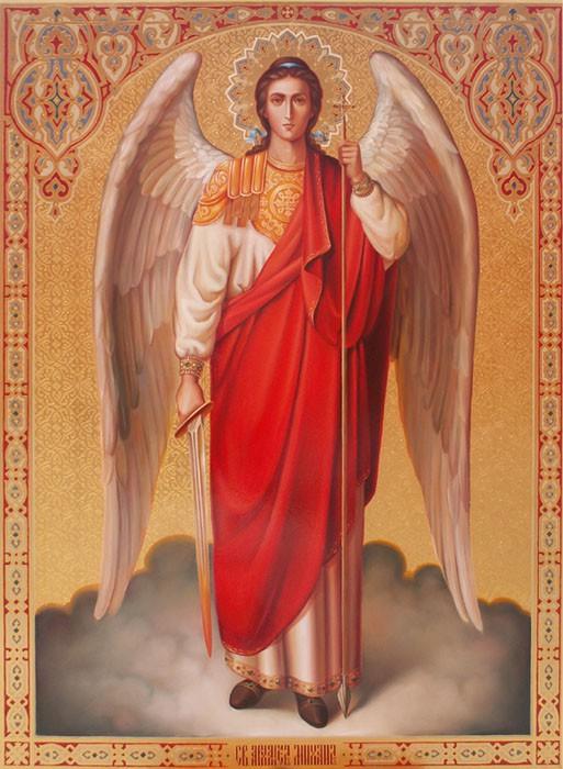 Обои рабочего стола архангелы 3