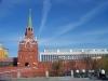 химтрейлов над Красной площадью, 27 апреля 2012