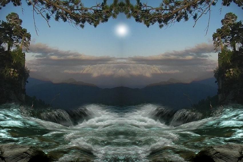 Небесные Врата и Двери в Небо (фото)