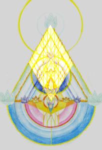 Помощь Земле - активация 21-й чакры