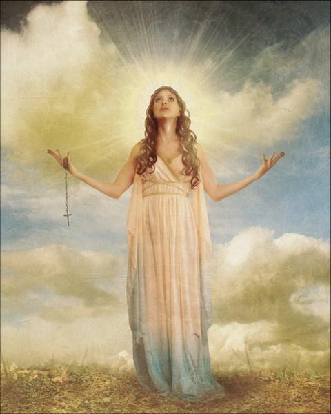 Отражение от ангелов