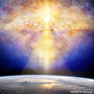 Почему во время перехода на небесах появится всего лишь девять разновидностей световых тетраэдров и каких расцветок они будут?