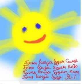Солнце – область осознания