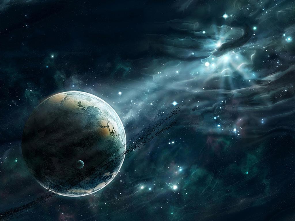 Земля, о Солнечной системе с тонких планов