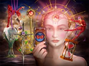 Ясновидение: теория и практика