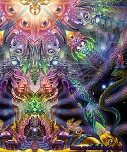 Параллельные миры или плоскости существования энергии