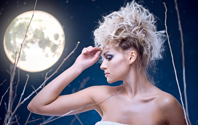 Связь женщины и Луны