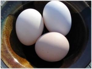 Выкатывание яйцом