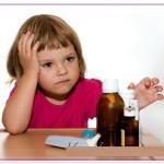 Современного человека с детства подсаживают на лекарства!