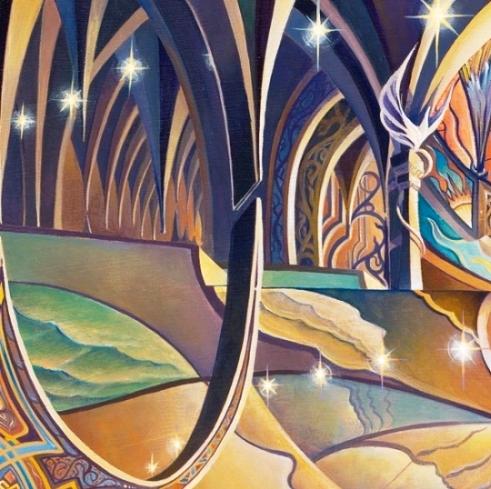 Места телепортации, двери в параллельные миры