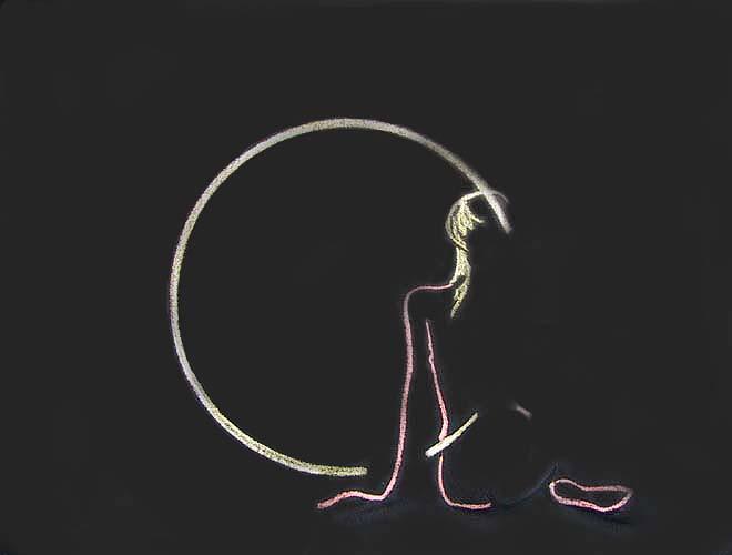 Темная Луна - Лилит
