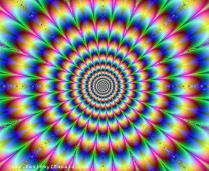 Психология влияния цвета в жизни человека
