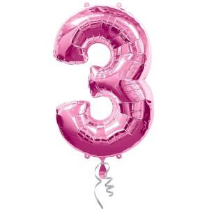 Число 3 (три, триада, тройка)