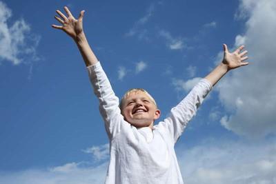 Будьте как дети непосредственны и легки