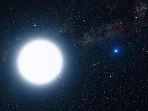 Сириус – ярчайшая звезда на нашем небосводе