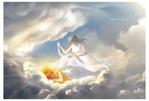 Послание Источника о событиях Перехода в Четвертое измерение, Небесные врата