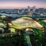 Города ближайшего будущего. Что такое Экогород? Десять принципов эко-города