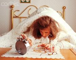 Как научиться рано вставать. Жаворонков и сов не существует.