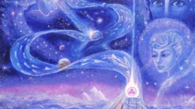 Сознание убеждение - вы продвигаетесь вперёд в новое и более высокое состояние сознания
