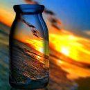 Счастливыми становятся не отрицающие тьму и не идеализирующие небо