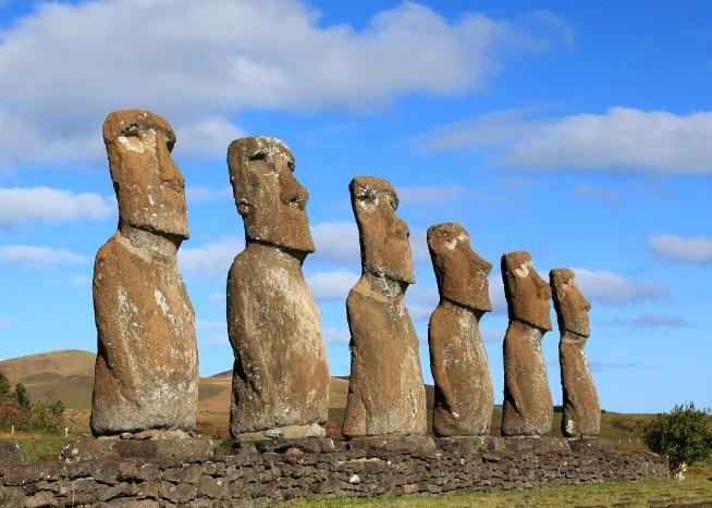 Пуповина Новой Земли - Остров Пасхи-Рапануи 144