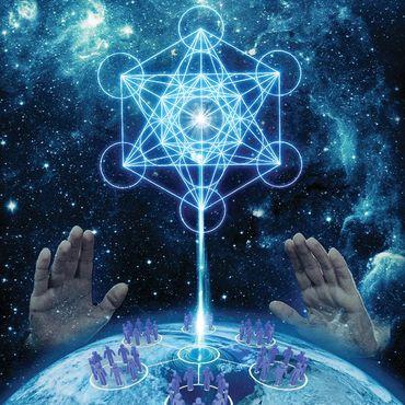 О структуре земных полей и о том, как они связаны с сознанием человека