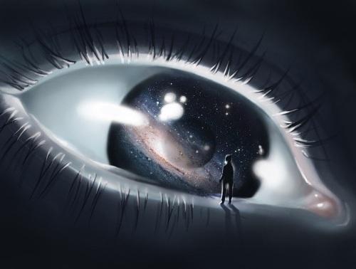 Как смотреть на жизнь глазами Духа