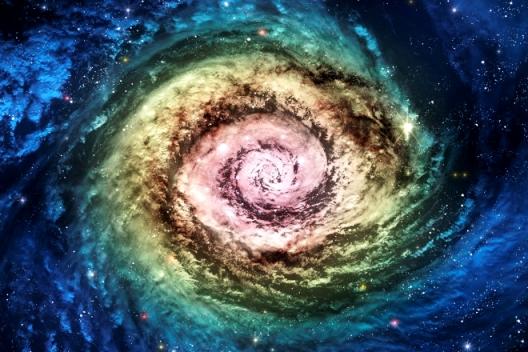 Место жизни Вселенной - это место жизни материализма