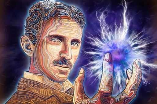 Самое необычное интервью Николы Тесла
