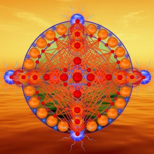 Созерцание мандал – активация сакральных знаний и кодов света в вашей ДНК