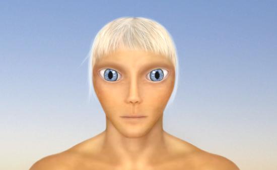 Nordic humanoid Aliens