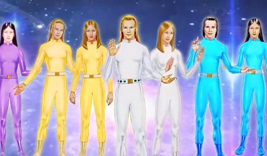 Нордические пришельцы фото