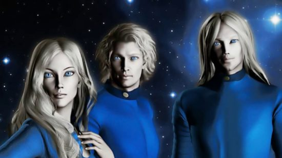 aliens nordic