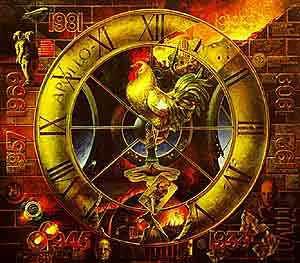 Год Петуха, элемент года