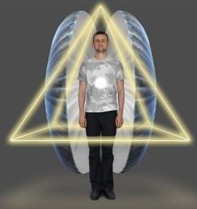 Энергетическая защита - Золотая пирамида