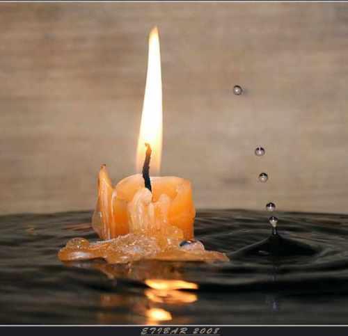 Гадание на воске свечи онлайн