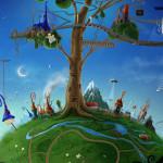 Лунный гороскоп Деревьев - Плющ