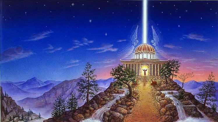 Архангел. Список божеств помогающих в различных проблемах человека