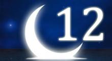 Толкование снов в 12 двенадцатый лунный день
