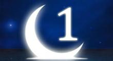 Толкование снов в 1 первый лунный день