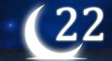 Толкование снов в 22 двадцать второй лунный день
