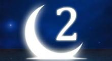 Толкование снов во 2 второй лунный день