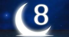 Толкование снов в 8 восьмой лунный день