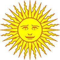 Жаркое Солнце