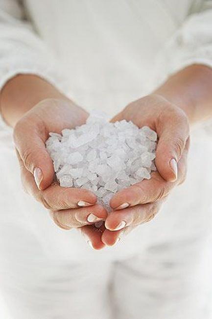 Соль и ее целебные свойства