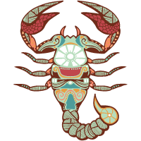 Скорпион. Гороскоп на месяц