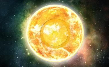 Что находится в центре Солнца?