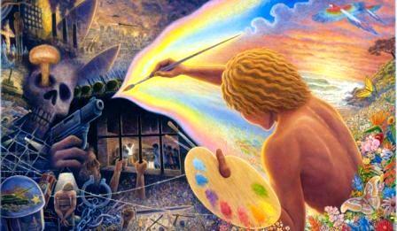 Развитие фантазии человека