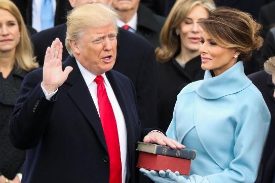 ыборы нового Президента США Дональда Трампа