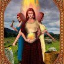 БРИГИД - богиня огня